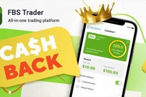 Program Cashback baru di FBS Trader